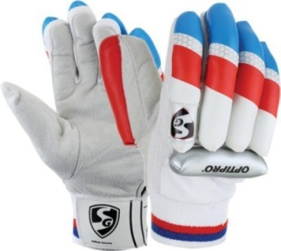SG Optirpo Batting Gloves (Men, Multicolor)