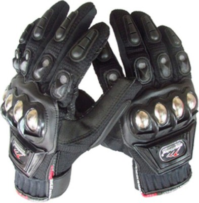 Bike World Madbiker Gloves Riding Gloves (XL, Black)