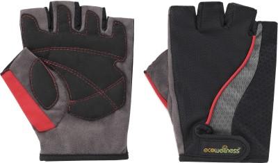 Ecowellness Aerobic Gym & Fitness Gloves (M)