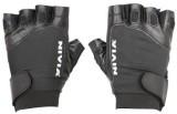 Nivia viper Gym & Fitness Gloves (L, Bla...