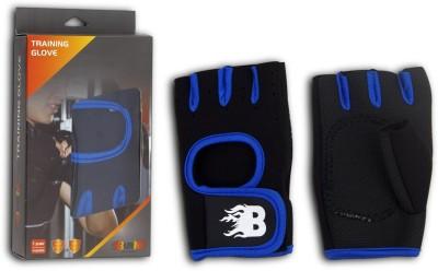 Burn BFA3077-LXL Training Gym & Fitness Gloves (L, Multicolor)