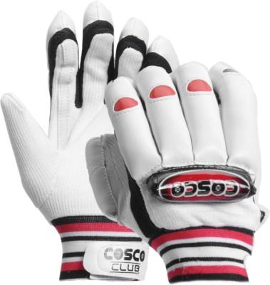 Cosco Club Batting Gloves (Boys, Multicolor)