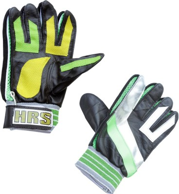HRS Test Goalkeeping Gloves (Youth, Multicolor)