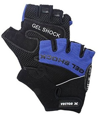 Vector X VX-700 (L) Assorted Gym & Fitness Gloves (L, Multicolor)