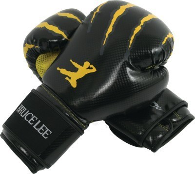 Brucelee bruc lee signature boxing gloves 12oz Wicket Keeping Gloves (Free Size)