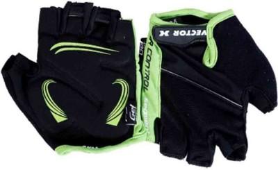 Vector X VX-590 XL Running Gloves (XL, Multicolor)