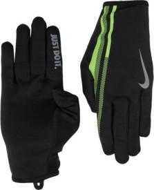 Nike JRNRGA-023-M Running Gloves (M, Multicolor)