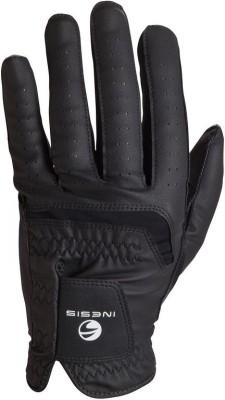 Inesis Men Black Golf Gloves (XL, Black)