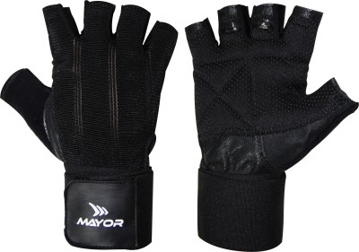 Mayor Colombia Gym & Fitness Gloves (S, Black)