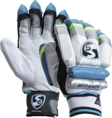 SG Super Club Batting Gloves (L)