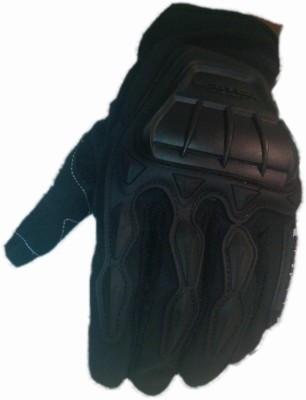Scoyco Biker Riding Gloves (XL, Black)
