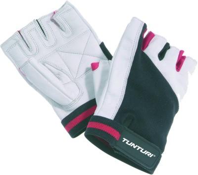 Tunturi Fit Control Gym & Fitness Gloves (XL, White, Black, Red)