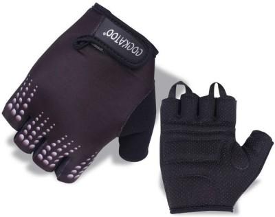 Cockatoo WLG06-Black Gym & Fitness Gloves (XL, Multicolor)