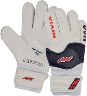 Nivia Mega Soft Grip Goalkeeping Gloves (S)