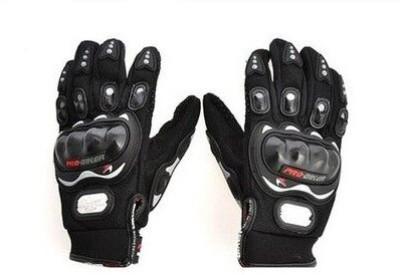 Pro Biker Dios_PB_001 Riding Gloves (XL, Black)