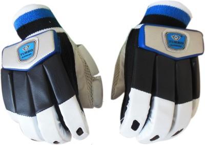 Turbo SUPREME LITE Batting Gloves (Boys, White, Black)