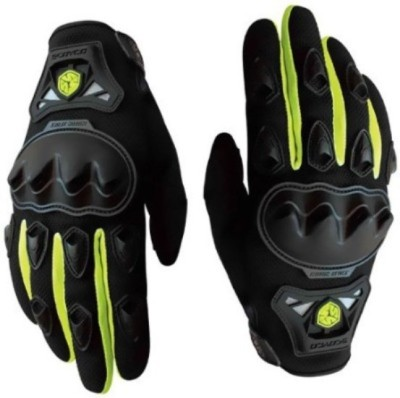 Scoyco MC29 Driving Gloves (XL, Black, Green)