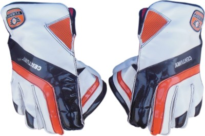 Turbo CENTURY (Ping-Pong) Wicket Keeping Gloves (Men, Multicolor)