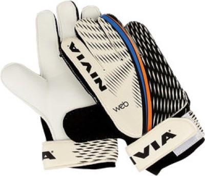 Nivia Web Goalkeeping Gloves (L, Multicolor)