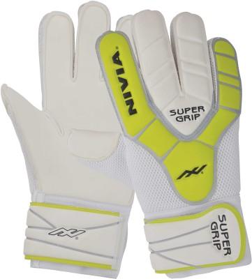 Nivia Super Grip Goalkeeping Gloves (S)