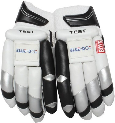 Blue dot test -II Batting Gloves (Boys, Multicolor)