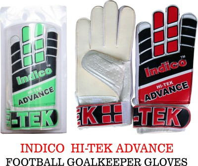 Indico Keeper HI-TEK ADVANCE Football Gloves (Men, Multicolor)