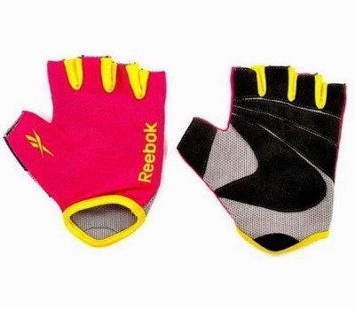 Reebok RAGL-11132MG Gym & Fitness Gloves (S, Multicolor)