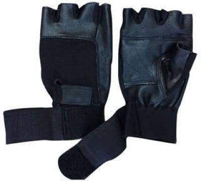 Justinsports GYM GLOVES01 Gym & Fitness Gloves (Free Size, Multicolor)
