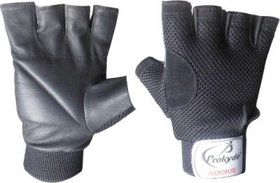 Prokyde Rookie Gym & Fitness Gloves (M, Black)