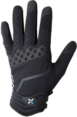 Btwin MTB 700 Cycling Gloves (XL, Black)