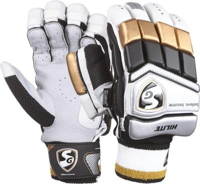 SG Hilite Batting Gloves (L, Multicolor)
