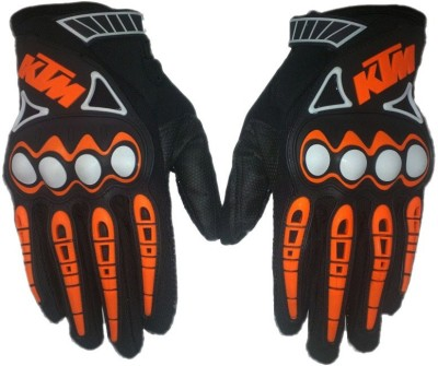ACCESSOREEZ BHY236 Riding Gloves (XL, Multicolor)