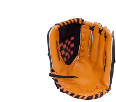 CW Chrome Leather Baseball Gloves (Men, Beige)