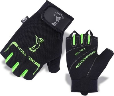 Cockatoo WLG12 Gym & Fitness Gloves (XL, Multicolor)