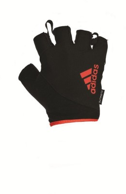 Adidas Essential Gloves - Small Red Wicket Keeping Gloves (S)