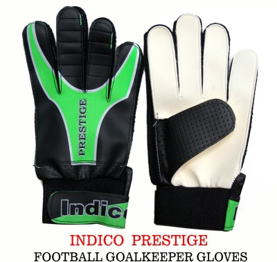 Indico Keeper Prestige L Football Gloves (Men, Multicolor)