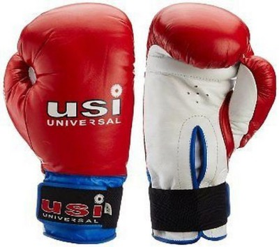 USI Immortal Reliance Boxing Gloves (Youth, Red)
