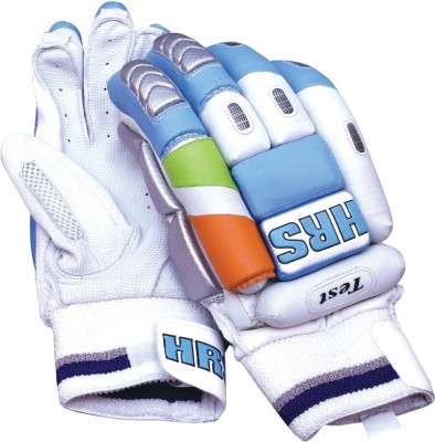 HRS Test Batting Gloves (Youth, Multicolor)