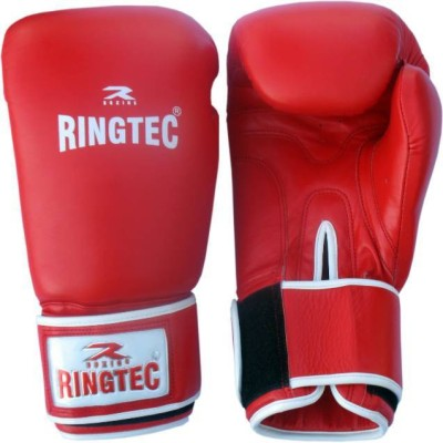 Ringtec RS-301-03 Boxing Gloves (XL, Red)