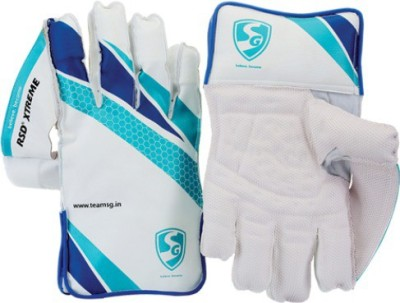 SG RSD Xtreme Wicket Keeping Gloves (Youth, Multicolor)