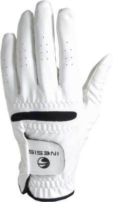 Inesis Gant Open Golf Gloves (S, White)