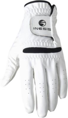 Inesis Gant Open Golf Gloves (M, Black)