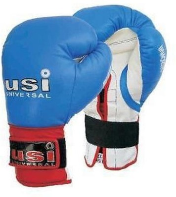 USI Immortal Reliance Boxing Gloves (Youth, Blue)