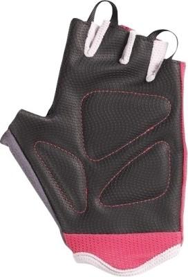 Domyos Gants Gym & Fitness Gloves (M, Pink)