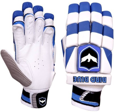 Birdblue V-1500 Batting Gloves (Men, Blue)