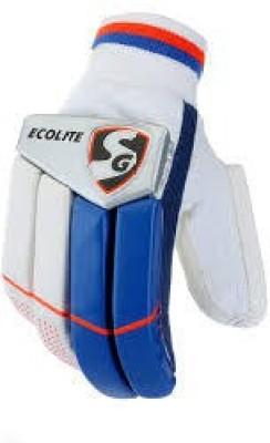 SG Ecolite Batting Gloves (L, Multicolor)