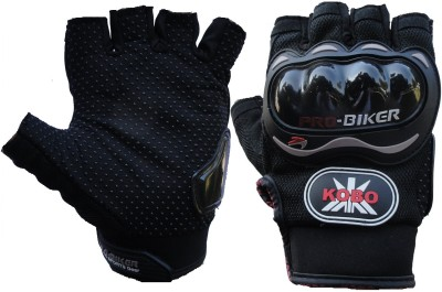 Pro Biker 3810 Cycling Gloves (XL, Black)