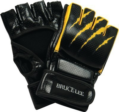 Brucelee bruclee signature grapping gloves ,l Wicket Keeping Gloves (L)