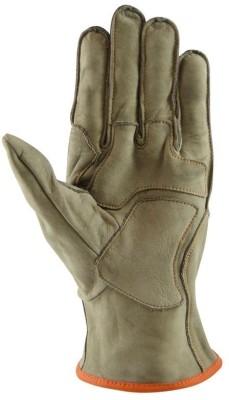 Simond Belay Climbing Gloves (XL, Beige)
