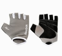 Reebok Elements Gym & Fitness Gloves (M, Grey)